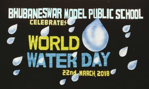 WORLD WATER DAY-2018